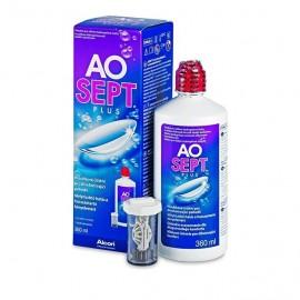 Alcon Aosept Plus Σύστημα Φροντίδας Φακών Επαφής 360ml