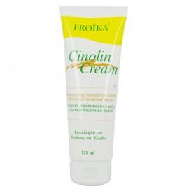 Froika Cinolin Cream, Ενυδατική Προστατευτική Κρέμα με Εντομοαπωθητική Δράση 125ml