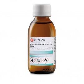 Chemco Sodium Hyaluronate Solution 1% 250Gr