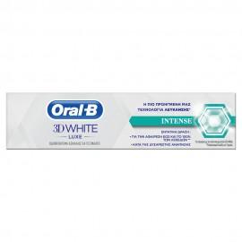 Oral-B 3DWhite Luxe Perfection Intense Λευκαντική Οδοντόκρεμα 75ml