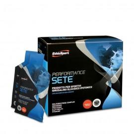 EthicSport Performance Sete (πορτοκάλι), Διατηρεί τα Αποθέματα Ηλεκτρολυτών, Υδατανθράκων και Νερού 14 Φακελλάκια