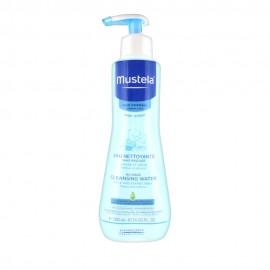 Mustela No-Rinse Cleansing Water Βρεφικό-Παιδικό Καθαριστικό Υγρό Χωρίς Ξέᴨλυμα 300ml
