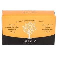 Olivia Nat. B/S Olive Oil l& Honey, Σαπούνι με Ελαιόλαδο & Μέλι, 125gr
