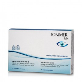 Epsilon Health Tonimer Ophthalmic Wipes Οφθαλμικά Μαντηλάκια 16τμχ