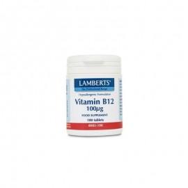Lamberts Vitamin B-12 100mg, 100tabs