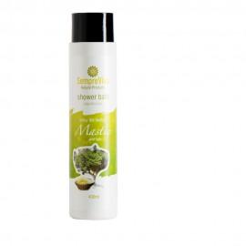 SempreViva Shower Bath Mastic, Αφρόλουτρο Μαστίχα 400ml