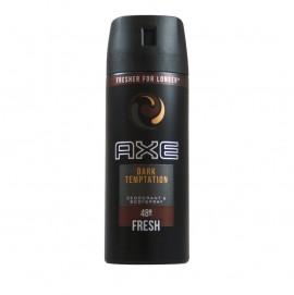 Axe Dark Temptation Bodyspray Deodorant, Ανδρικό Αποσμητικό 150ml