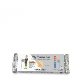 Power Health Healthy & Tasty My Protein Bar, Μπάρα Πρωτεϊνης με Γεύση Τυριού 40gr
