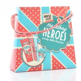 Dirty Works Handbag Heroes Hand Cream Κρέμα Χεριών 100ml & Nail-Cuticle Balm Βάλσαμο Νυχιών 10gr & 2 λίμες