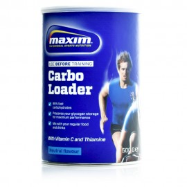 Maxim Carbo Loader, Υδατάνθρακες σε Μορφή Σκόνης 500gr