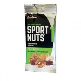EthicSport Sport Nuts 1, Μίγμα με Αποξηραμένους Καρπούς και Φρούτα, Πλούσιο σε Ωμέγα-3 30gr