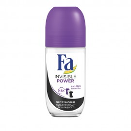 Fa Αποσμητικό Roll-On Invisible Power 50ml