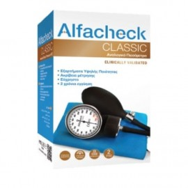 Alfacheck Classic, Αναλογικό Πιεσόμετρο 1τμχ