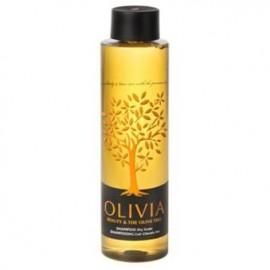 Olivia Shampoo Dry Scalp, Σαμπουάν Ενυδάτωσης-Θρέψης για Ξηροδερμία με Ελιά, 300ml