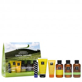 Apivita Travel Kit Rejuvenation Σετ 6 Προιόντων