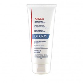 Ducray Argeal Shampooing, Σαμπουάν για Λιπαρά Μαλλιά 200ml