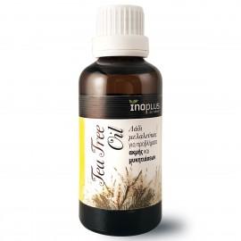 Inoplus Tea Tree Oil Λάδι Μελαλεύκας για Προβλήματα Ακμής και Μυκητιάσεων 50ml