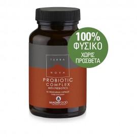 Terranova Probiotic Complex w/ Prebiotics  50 capsules