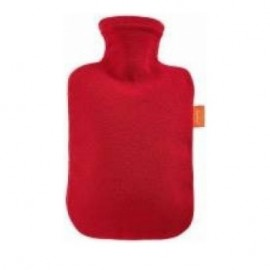 Matsuda Θερμοφόρα Νερού Με Επένδυση Fleece 2.5lt Κόκκινη