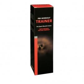 EthicSport Trainer Pre Sport Muscle Cream Κρέμα-Τζελ με Θερμαντική Δράση 150ml