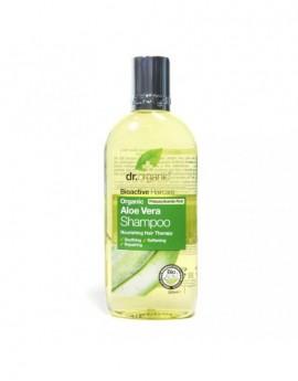 Dr.Organic Aloe Vera Shampoo Ενυδατικό Σαμπουάν με Βιολογική Αλόη Βέρα 265ml