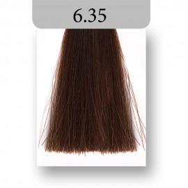 Ossion Βαφη Νο 6.35 Ξανθό Σκούρο Σοκολά - 60ml