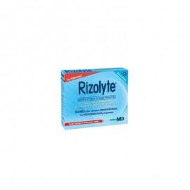 Intermed Rizolyte Rice Flour & Electrolytes, Άλευρο Ρυζιού και Ηλεκτρολύτες 6 φακ