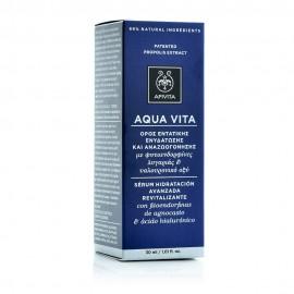 Apivita Aqua Vita Serum, Ορός Εντατικής Ενυδάτωσης & Αναζωογόνησης 30ml