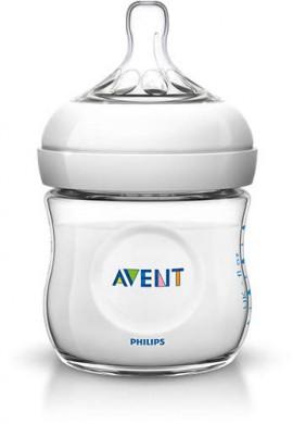 Avent Natural Μπιμπερό 125ml - χωρίς BPA