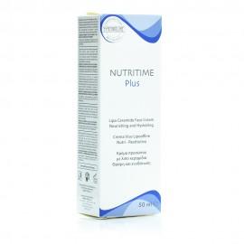 Synchroline Nutritime Plus Κρέμα Προσώπου για Θρέψη και Ενυδάτωση 50 ml