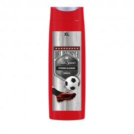 Old Spice Strong Slugger Shower Gel 400ml