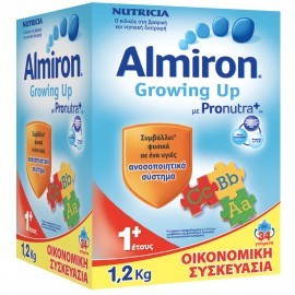 Nutricia Almiron Growing Up 1+, 1,2kg