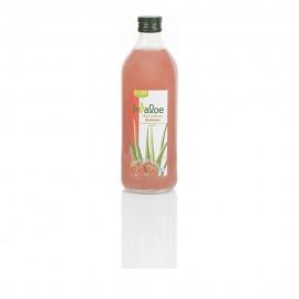 Kaloe Gel Φυσικός Χυμός Βιολογικής Αλόης με Φράουλα 1Lt