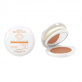 Avene Soins Solaires Compact Teinté SPF50+ Dore, Αντιηλιακό Make-up 10gr
