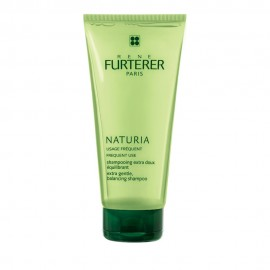 Rene Furterer Naturia Shampooing Doux Equilibrant Απαλό Εξισορροπιστικό Σαμπουάν για Συχνή Χρήση 200ml