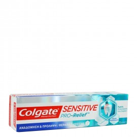 Colgate Sensitive Pro-Relief Οδοντόκρεμα Αναδόμηση & Πρόληψη για Ευαίσθητα Δόντια 75ml