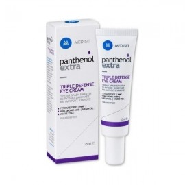 Medisei Panthenol Extra Triple Defense Eye Cream, Κρέμα Ματιών 25ml