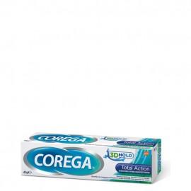 Corega 3D Hold Total Action Στερεωτική Κρέμα Οδοντοστοιχιών 40gr