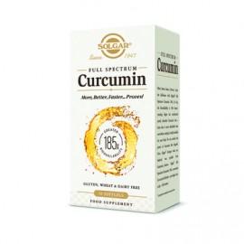 Solgar Full Spectrum Curcumin, Κουρκουμίνη 30 Softels