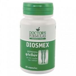 Doctor's Formulas Diosmex Φόρμουλα Φλεβών, 60 Κάψουλες