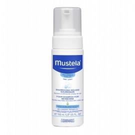 Mustela Foam Shampoo for Newborns Σαμᴨουάν σε Μορφή Αφρού για Νεογνά 150ml