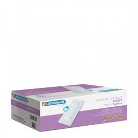 Alfashield Self Adhesive Pad, Αποστειρωμένο Αντικολλητικό Υποαλλεργικό Αυτοκόλλητο Επίθεμα 9cmx25cm 50τμχ