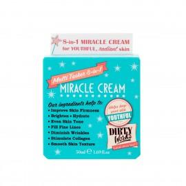 Dirty Works Miracle Cream Αντιρυτιδική Κρέμα Προσώπου 50ml
