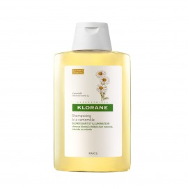 Klorane Shampooing A La Camomille Σαμπουάν με Εκχύλισμα Χαμομηλιού για Χρυσαφένιες Ανταύγιες 200ml