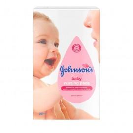 Johnsons Baby Επιθέματα Στήθους Λευκά 30 Τεμάχια
