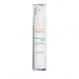 Avene Cleanance Women Smoothing Night Cream 30ml