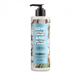 Love Beauty and Planet Body Lotion με Νερό Καρύδας & Άνθη Μιμόζας 400ml