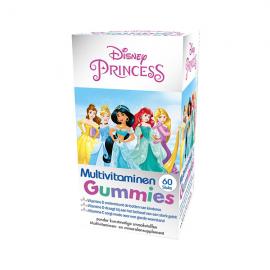 Disney Princess Multivitamins 60 μασώμενα ζελεδάκια