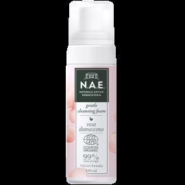 N.A.E Απαλός Aφρός Kαθαρισμού, Οργανική Πιστοποίηση COSMOS  & Vegan φόρμουλα, 150ml