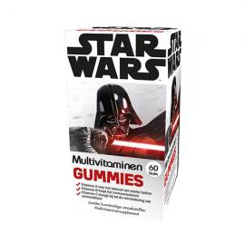 Disney Star Wars Multivitamins 60 μασώμενα ζελεδάκια